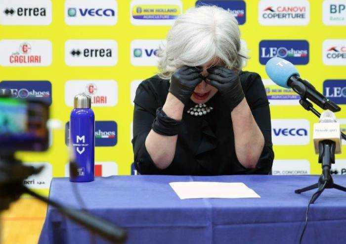 'Modena Volley, se qualcuno la volesse sarei contenta di cederla'