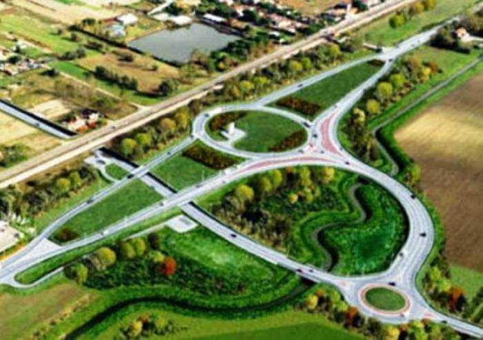 Autostrade, il Comitato no Bretella presenta denuncia in Europa