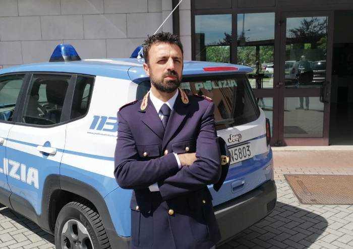 Polizia, il nuovo capo della Squadra Mobile arriva da Forlì
