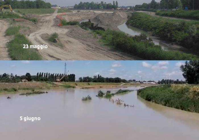 Fiume Secchia, i lavori a Ponte Alto garantiranno la sicurezza?