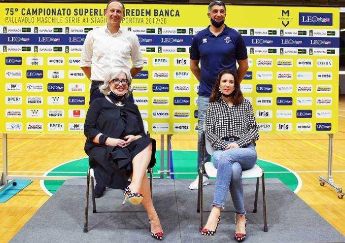 200 abbonamenti nel primo giorno: a Modena Volley torna il sorriso