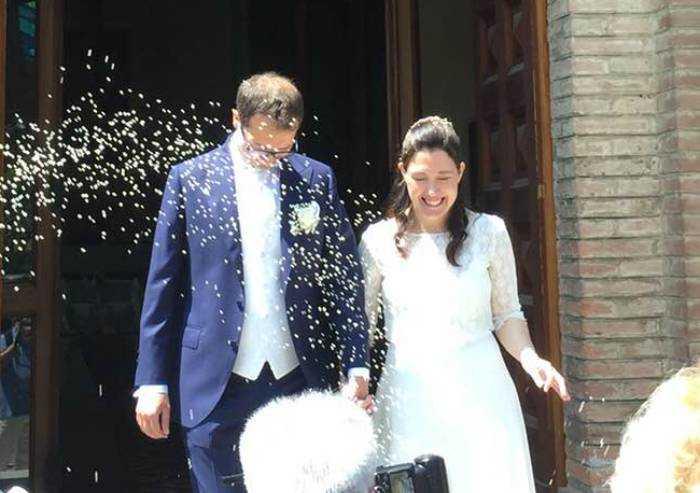 Fiori d'arancio in casa Lega, si è sposato il capogruppo a Modena Bosi