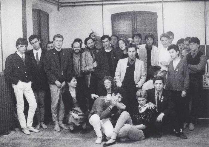 Modena post punk. Emozionante storia dei Centri Giovani degli anni '80