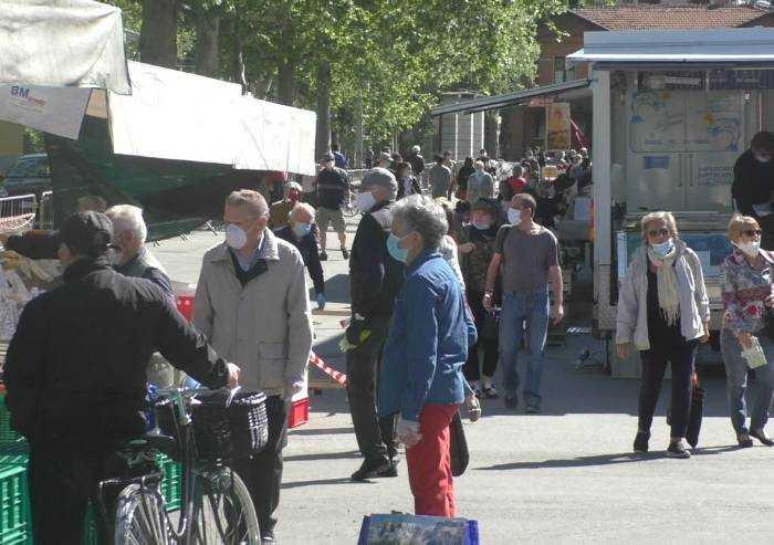 Domenica 21 il mercato straordinario al Novi Sad
