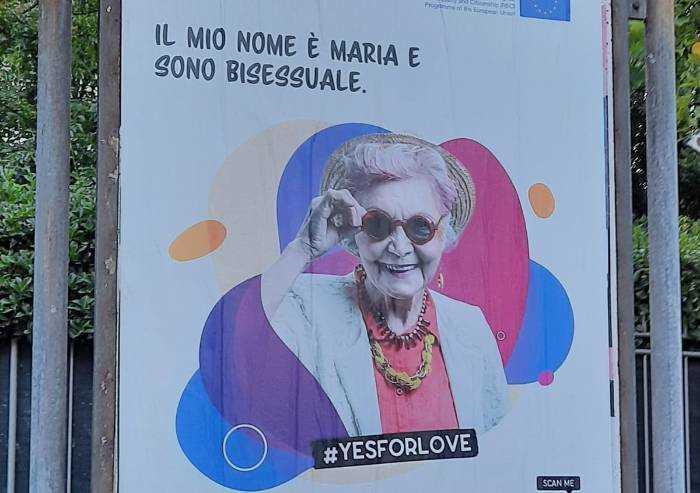 'Carpi, soldi dall'Ue per finanziare campagne Lgbt per anziani'