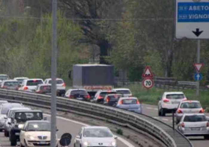 Modena, proseguono i lavori Anas in tangenziale