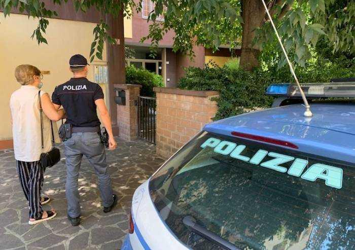 Donna scompare, ritrovata dalla Polizia di Stato