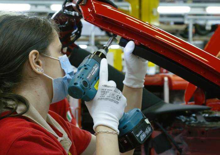 Parità di retribuzione tra donne e uomini: Ferrari la garantisce