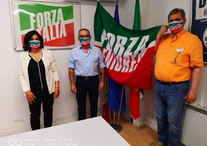 Seniores di Forza Italia, Antonio Tirabassi coordinatore di Modena
