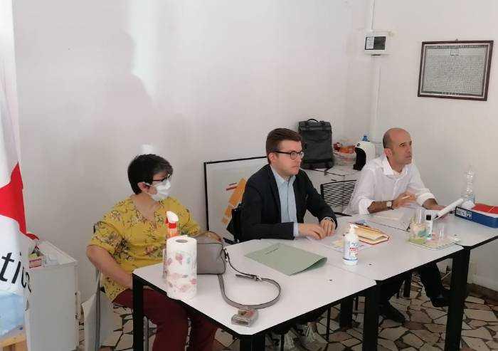 Allarme viale Gramsci, riposta Pd: sede aperta con Muzzarelli