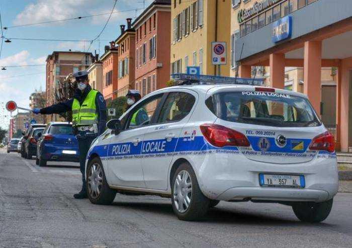 In fuga dopo incidente con feriti: rintracciati dalla PL