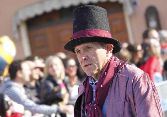 Formigine piange l'uomo-simbolo del Carnevale