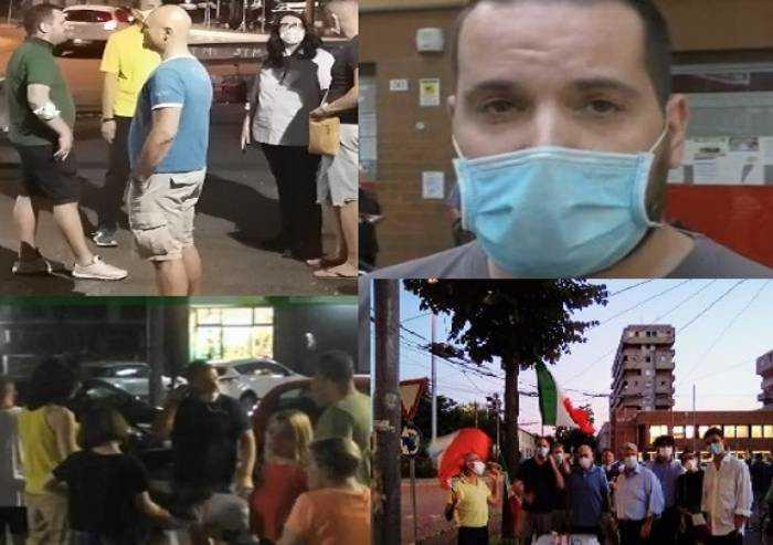 Gramsci: residenti e parlamentari per la solidarietà ad Angelo