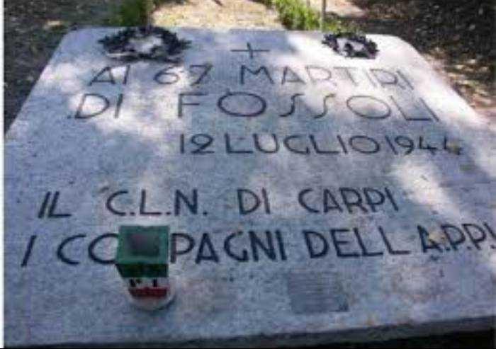 Carpi: Oggi si commemora la strage di Cibeno