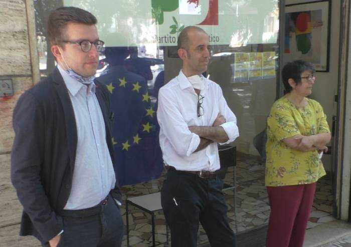 Gramsci, il PD sposa la richiesta del comitato residenti: serve presidio fisso