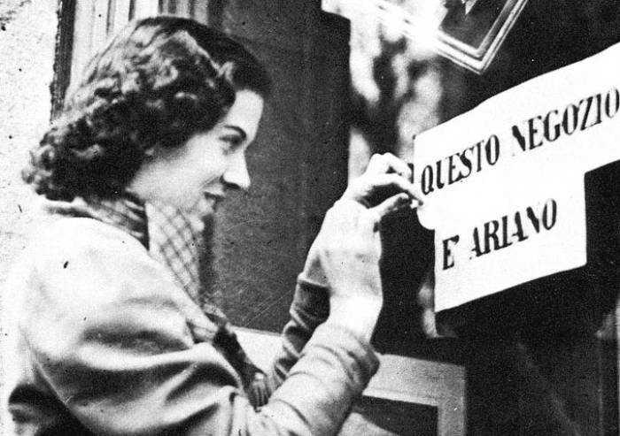 Manifesto della razza: 82 anni fa la vergogna disumana fascista