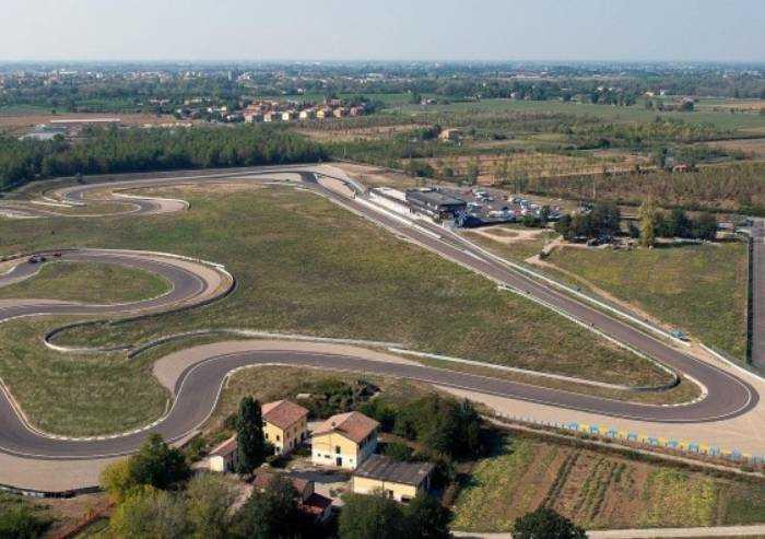 Ampliamento dell'autodromo di Marzaglia, i Verdi in Regione dicono no