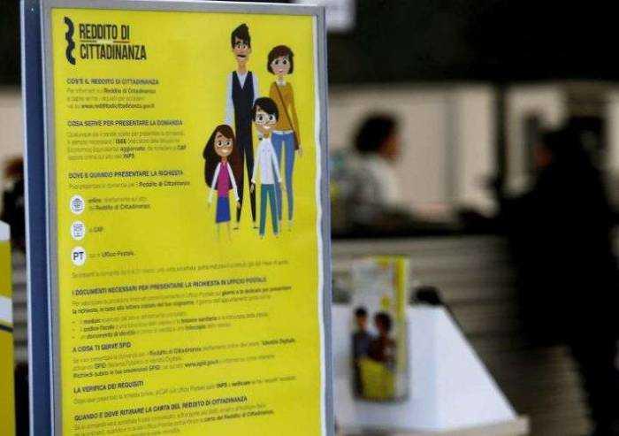 Reddito di cittadinanza flop, in regione al lavoro uno su cinque