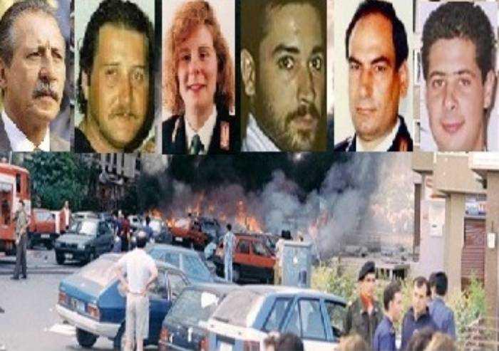 La strage di via d'Amelio 28 anni fa: la Polizia e l'Italia ricordano
