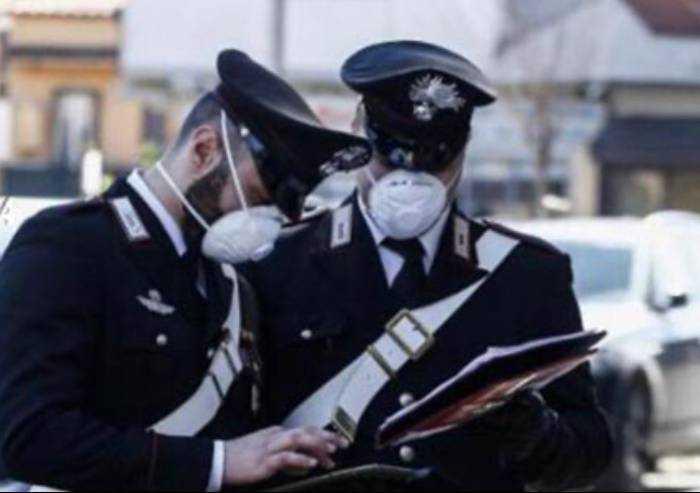Spilamberto, non rispetta norme covid: carabinieri chiudono bar