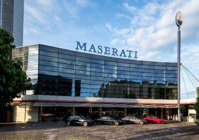 Modena, Maserati nella top ten delle aziende italiane dove lavorare