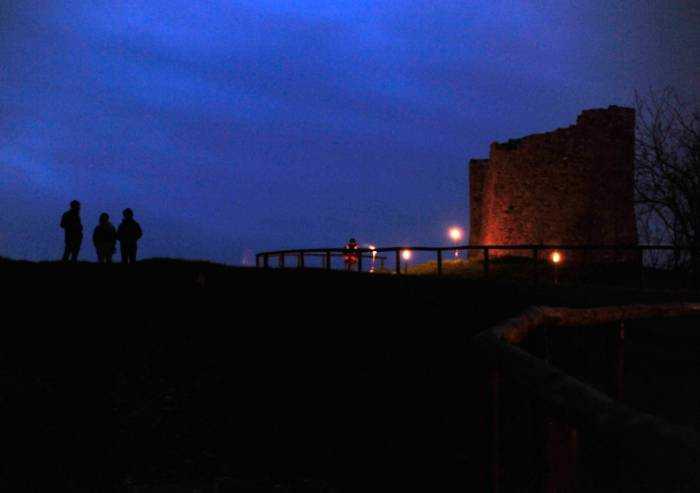 Maranello: notte incantata alla Torre della Strega