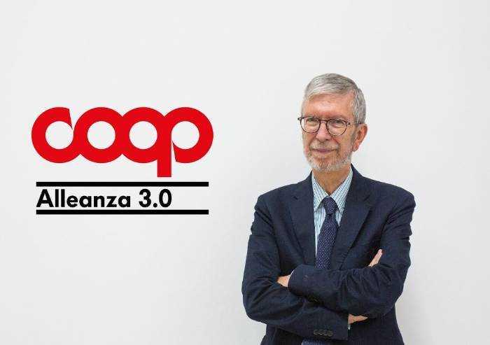Coop Alleanza 3.0, è il 69enne Mario Cifiello il successore di Turrini
