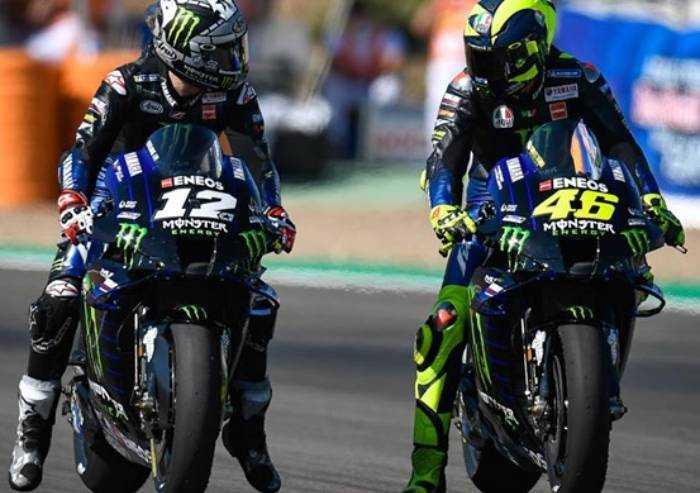 MotoGP, in Andalusia risorge il dottor Rossi: è terzo