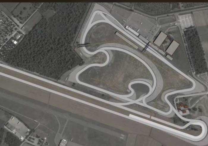 Marzaglia, ecco come sarà l'autodromo ampliato. Anche la Lega dice sì