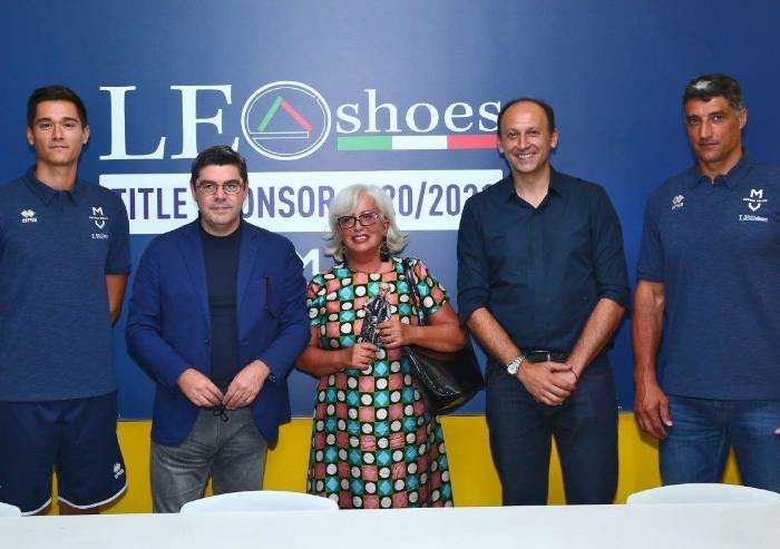 Modena Volley torna ad essere Leo Shoes