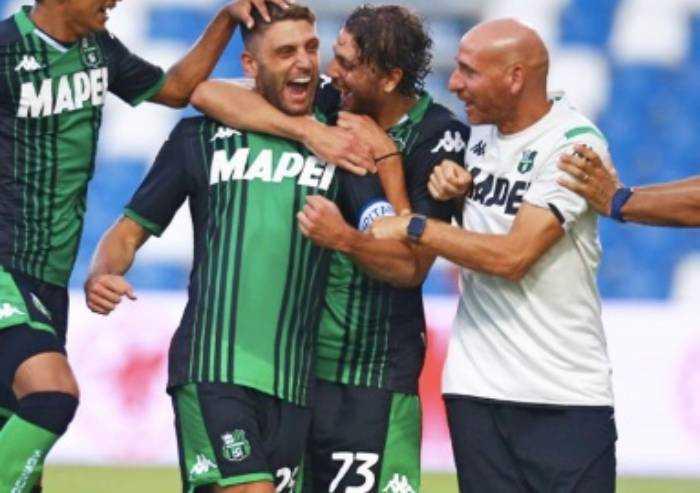 Super Sassuolo: 5-0 al Genoa
