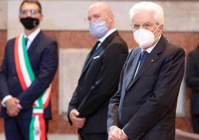 Ustica e Strage di Bologna, Mattarella: 'Ogni impegno per la verità'