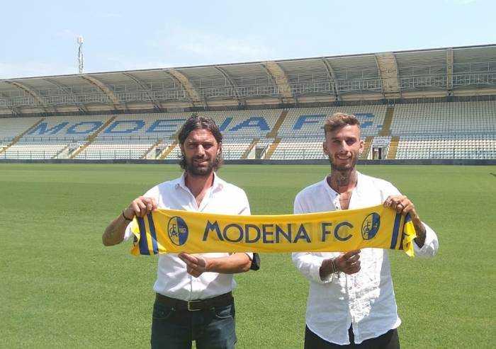 Modena, arriva il difensore Mignanelli
