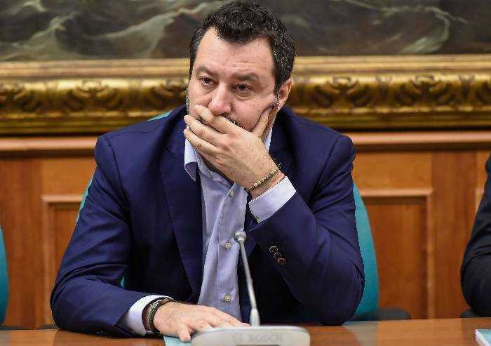 Open Arms, Salvini a processo, via libera del senato