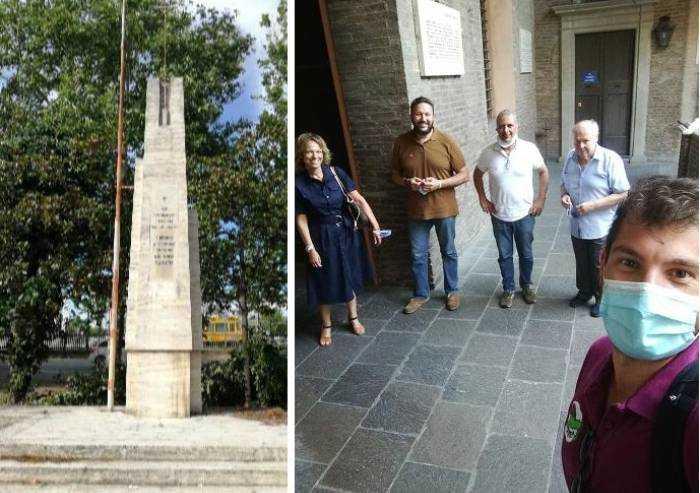 Modena, il Monumento ai Caduti in Cittadella non sarà demolito