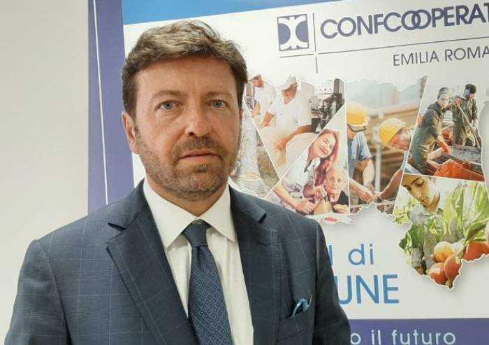 Confcooperative Emilia Romagna, Francesco Milza rieletto presidente