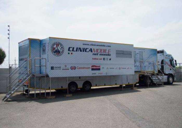 Riviera, una clinica mobile per test sierologico a 10 euro ai turisti