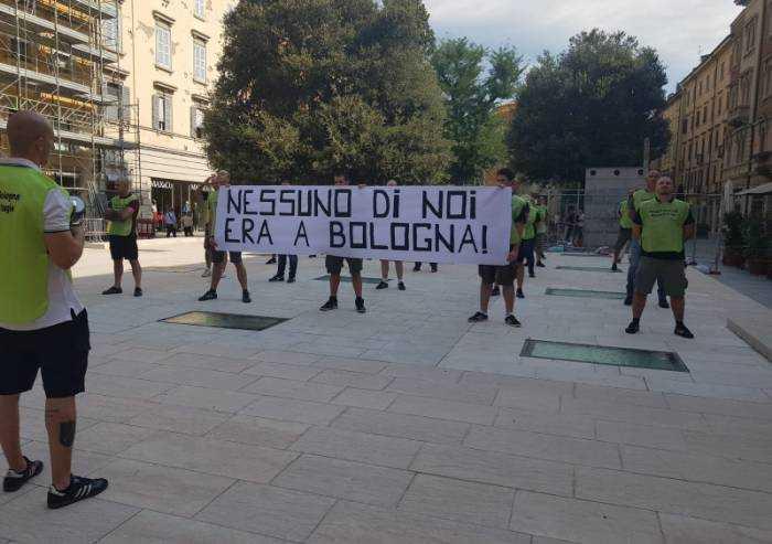 Strage Bologna, sit-in del comitato 'E' l'ora della verità'