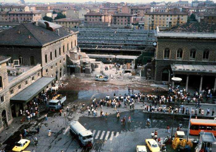 'Il mio ricordo di quella apocalisse alla stazione di Bologna'