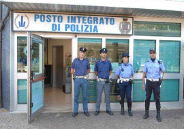'Modena, il posto integrato di polizia? Sono rimasti solo due agenti'