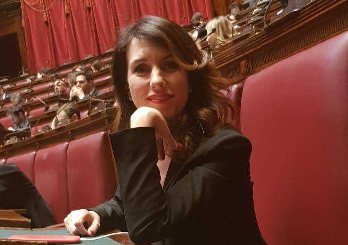 Benedetta Fiorini lascia Forza Italia e passa al gruppo della Lega