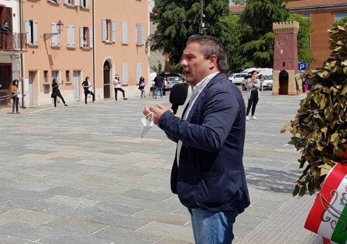 Castelfranco: buche in strada, ciclista cade. Sindaco indagato