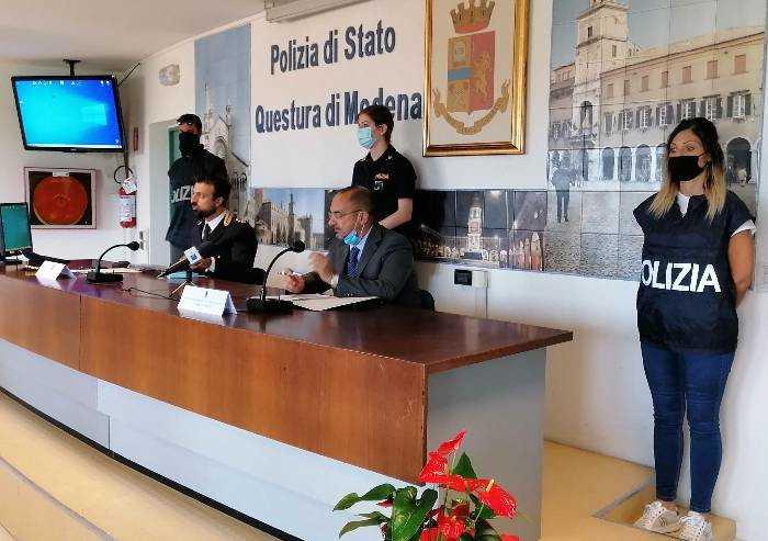 Polizia di Stato da Modena in Svizzera per catturare un super-latitante