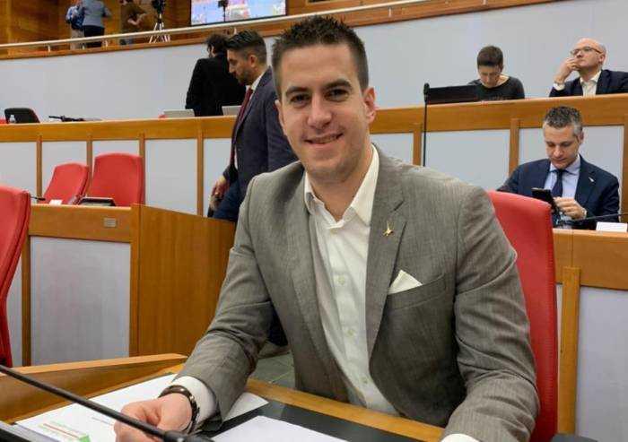 Lega, Stefano Bargi sospeso dal partito