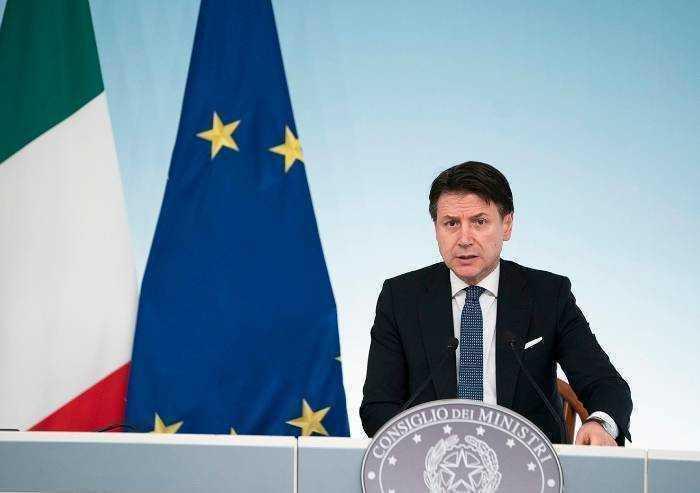 Gestione emergenza: avviso di garanzia a Conte e sei ministri