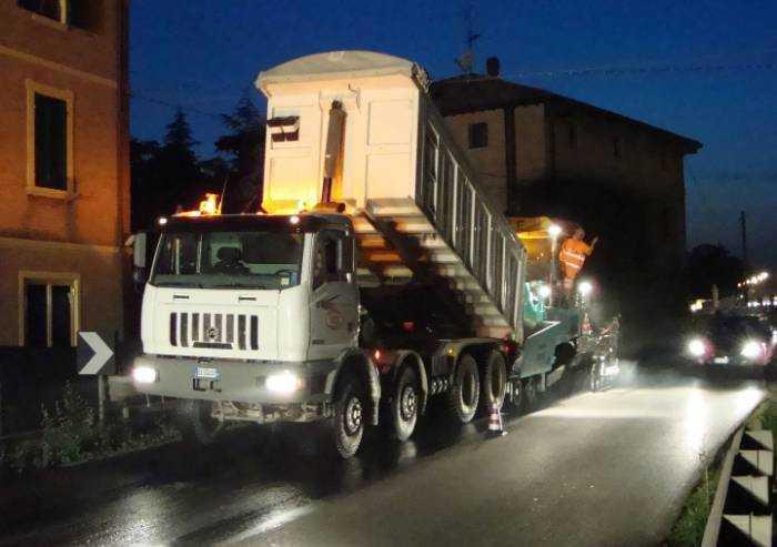 Da lunedì 17 cantieri stradali al via: modifiche alla viabilità