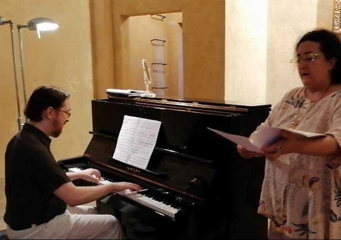 Castelvetro: ferragosto con l'Accademia nazionale bel canto italiano