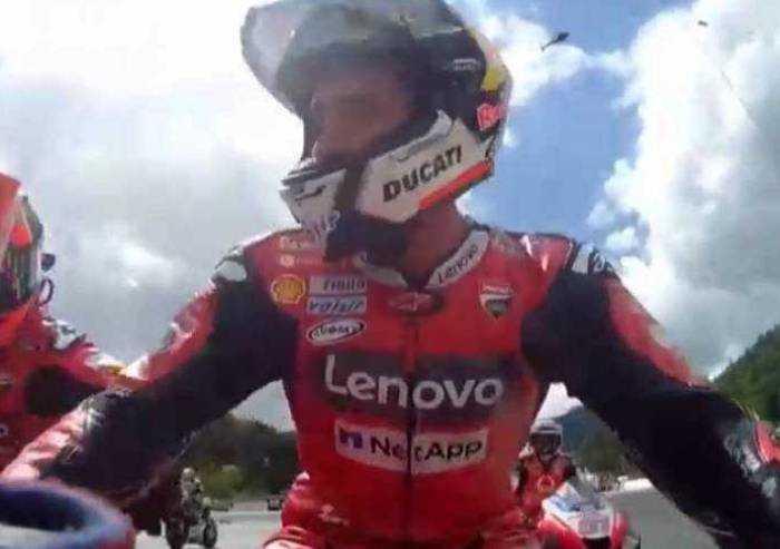 Dovi c'è, e nel GP d'Austria è lui il Re