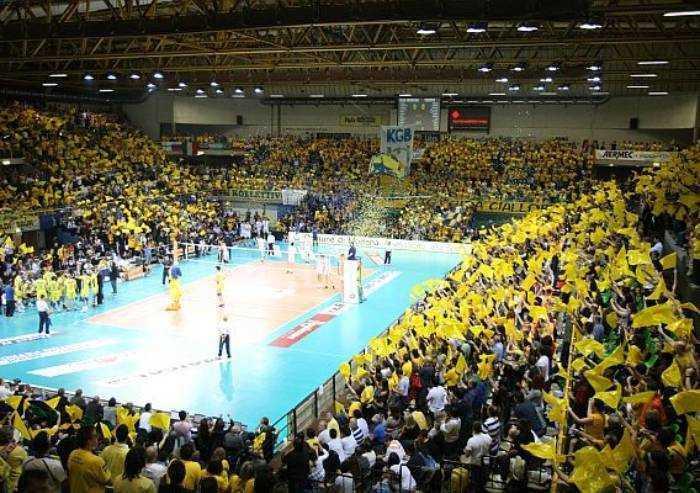 Volley-Champions: ecco le rivali di Modena