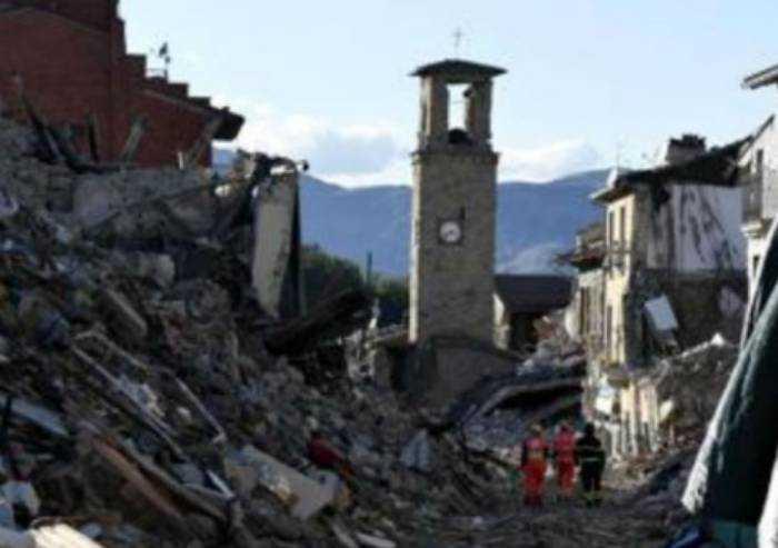 Quattro anni fa il terremoto che distrusse Amatrice